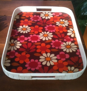 Flower power tray